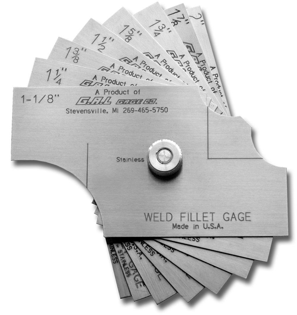 Details about  /Welding Gauge Key Set MIG//TIG//STICK Weld Fillet Inspection Gage